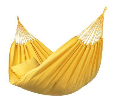 Hängematte Single 'Plain' Yellow